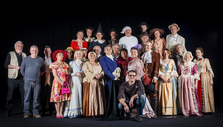 Théâtre au profit de SH92 – Les 12 et 13 mai à Asnières