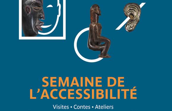 Semaine de l'accessibilité 2018